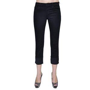 Joe's Jeans Kimora Cropped Cuffed Jean Size 29